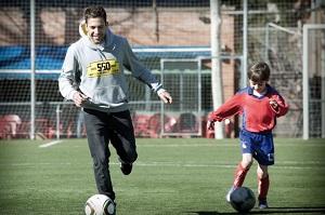 Jordi Alba: To przyjemność mieć Messiego jako kolegę z zespołu