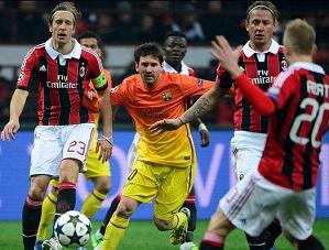 Zakorkowany Messi