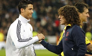 Real Madryt vs FC Barcelona … w Mekce