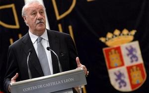Del Bosque: Liczę, że El Clásico będzie dobrą reklamą