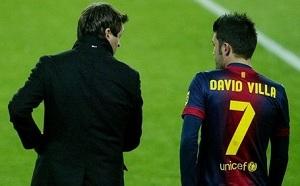 Villa będzie decydujący w drugiej rundzie