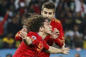 10 z Barçy powołanych do reprezentacji Hiszpanii