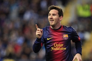 Messi gotów na strzelenie 300. bramki
