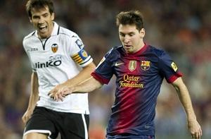 Messiemu brakuje bramek przeciwko czterem drużynom