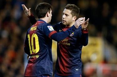 Cenny remis: Valencia 1-1 FC Barcelona