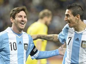 Messi i Zlatan bez bramek