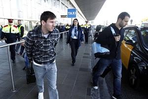Messi i Mascherano wrócili do Barcelony