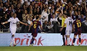 Znany arbiter spotkania Barça-Real