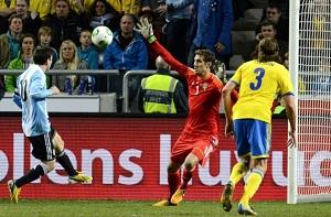 Messi: Za każdym razem jestem szczęśliwszy z reprezentacji