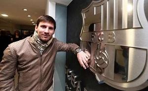 Messi: Karierę zakończę w Argentynie