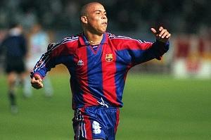 Bramki legendy – Ronaldo