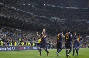 Barça – lider europejskiego futbolu