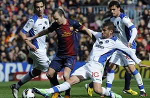 Iniesta: Strata gola nie powinna nas martwić