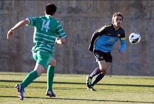 Muniesa wrócił do gry, Barça B wygrywa