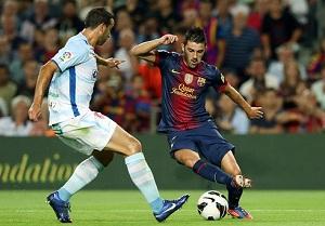 Villa wrócił do szpitala, nie zagra z Granadą