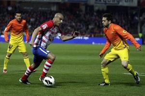 Alba: Walczyliśmy, ale ostatecznie zadecydował Messi