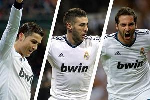 Messi lepszy od trio Królewskich?