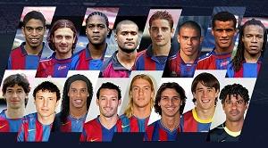 AC Milan – FC Barcelona: Wspólni zawodnicy