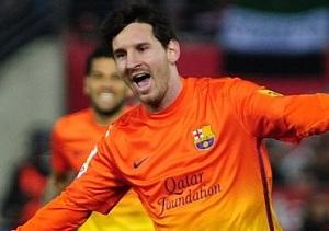 Messi ma więcej bramek niż piętnaście drużyn