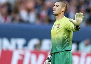 Arsenal daje 10 milionów euro za Valdésa
