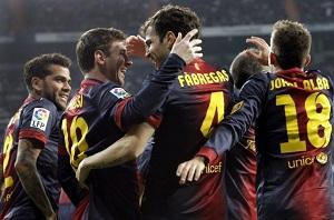 Barça zagra z Milanem 10 wychowankami