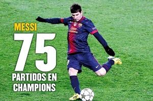 Messi 75!