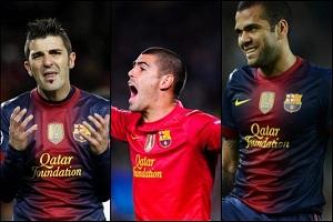 Arsenal na łowach w Barcelonie