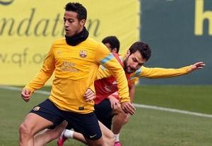 Rotacje w składzie Barçy na Sevillę