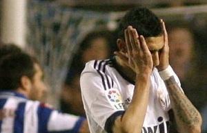 Di María nie zagra w ligowym El Clásico
