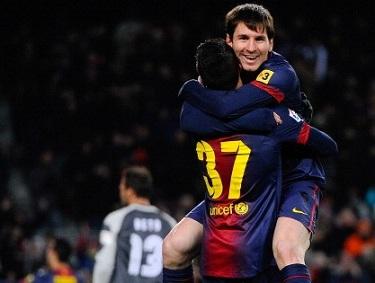 Remontada Barçy: FC Barcelona 2-1 Sevilla