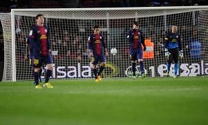 Barça musi poprawić grę w obronie