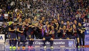 Barça Alusport wygrywa Puchar Hiszpanii