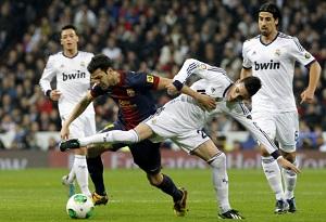 Cesc dla dominacji, Villa dla remontady