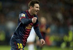 Messi bliski 50