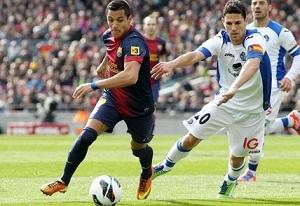 Juventus chce wypożyczenia Alexisa