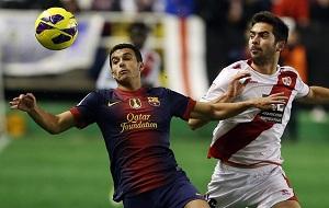 Znana data spotkania Barça-Rayo
