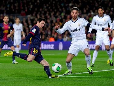 Odpadnięcie z hukiem: FC Barcelona 1-3 Real Madryt