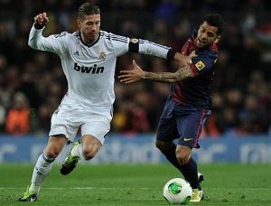Ramos: Zawsze cierpieliśmy przeciwko Barcelonie