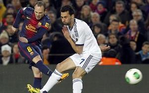 Crack meczu Barça – Real