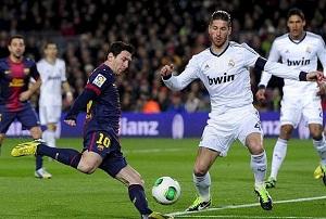 Leo Messi 400!