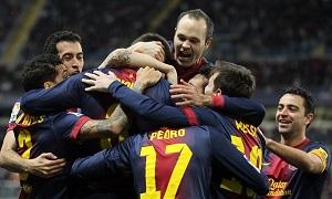 Barça potrafi podnieść się po klęsce