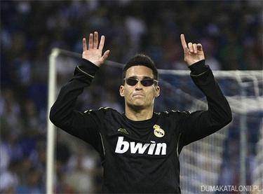 Callejón hiszpańskim Rutkowskim, Arbeloa bawi się w chowanego, czyli Messi jest nikim