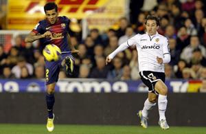Alves: Wiele mówi się o Madrycie, ale to Atlético jest drugie