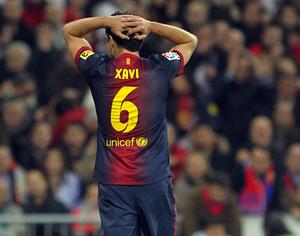 15 dni przerwy Xaviego
