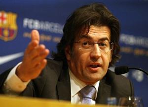 Freixa: Messi zasłużył na nową umowę