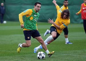Powołani: zielone światło dla Xaviego, Villa i Adriano nie zagrają