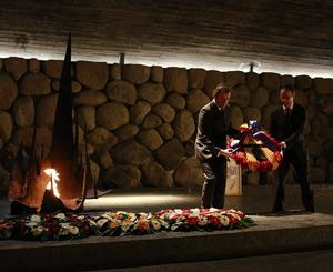 Delegacja Barçy w Jerozolimie