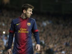 Przygnębiony Messi chce przejść do City?