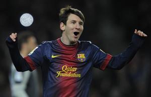 Messi: Idziemy po zwycięstwo z Madrytem