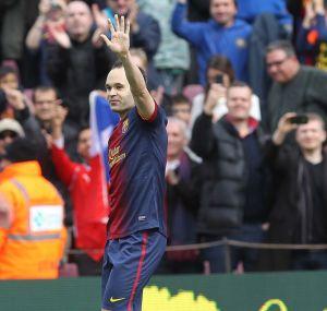 Iniesta jest przekonany, że Pep narzuci swój styl gry w Bayernie